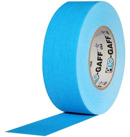 "Pro Tapes Gaff Tape Fluorescent NEON  2"" x 25 yds"