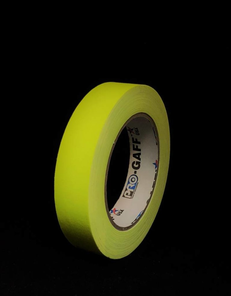 "Pro Tapes Gaff Tape 1"" x  25 yds"
