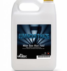 Ultratec Special Effects Inc. Luminous 7 Haze Fluid