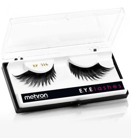 Mehron EYELashes Feather