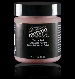 Mehron Texas Dirt Powder
