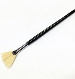 Mehron Fan Duster Makeup Brush