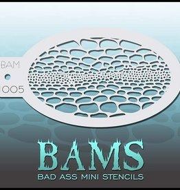 Graftobian Bad Ass Mini Stencil Snakeskin