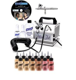 Graftobian Silver Jet Airbrush SYSTEM