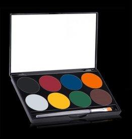 Mehron Paradise Palette 8 Color