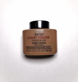 Ben Nye Luxury Powder Dark Cocoa