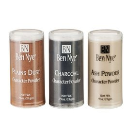 Ben Nye Charcoal Character Powder