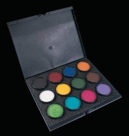 Mehron Paradise Makeup AQ ProPalette  12-color