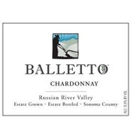 Chardonnay SALE Balletto Chardonnay 2014 750ml
