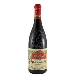 Rhone-Chateauneuf-du-Pape Clos de L'Oratoire Des Papes Chateauneuf-du-Pape Rouge 2015 750ml REG $50 SHENOROCK