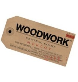 Merlot Woodwork Merlot 2013 750ml California
