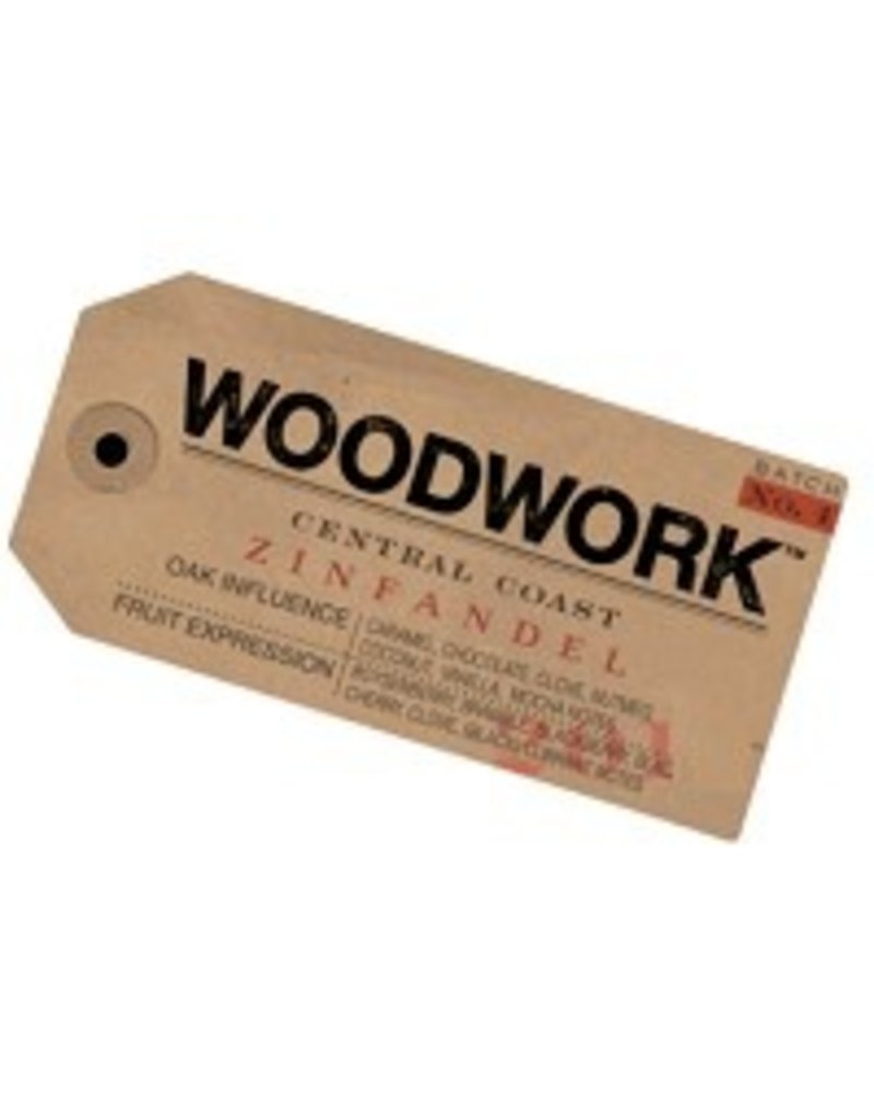 Zinfandel Woodwork Zinfandel 2013 750ml California