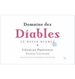 Rose Domaine Des Diables Rose Cotes de Provence  2017 750ml