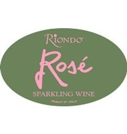 Rose Riondo Rose Sparkling WIne 750ml Italy