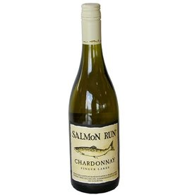 Chardonnay Salmon Run Chardonnay Finger Lakes NY 2017 750ml