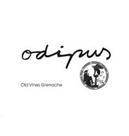 Spanish Odipus Old Vine Grenache 2014  Navarra Spain 750ml