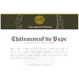 Rhone-Chateauneuf-du-Pape Cellier Des Princes Chateauneuf du pape 2015 750 ml