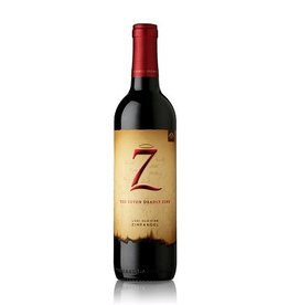 Zinfandel The Seven Deadly Zins  2015 750ml California