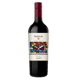 Malbec Bodegas Norton Britto Barrel Select Malbec 2015 Limited Edition 750ml Argentina