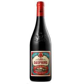 Rhone SALE Les Dauphins Cotes du Rhone Reserve 2016 750ml Reg $13.99 France