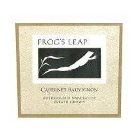 Cabernet Sauvignon SALE Frog's Leap Cabernet Sauvignon  Rutherford Napa Valley Estate Grown 2015 750ml Reg $69.99