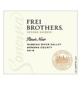 Pinot Noir California Frei Brothers Pinot Noir Russian River Valley Sonoma County 2014 750ml California