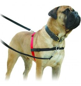 Halti No Pull Harness Black & Red Small
