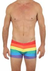 Pride Uzzi Rainbow Sq Cut Trunk