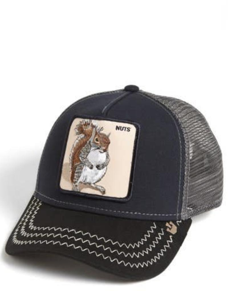 Goorin Bros Goorin Bros Squirrel Master Navy Cap