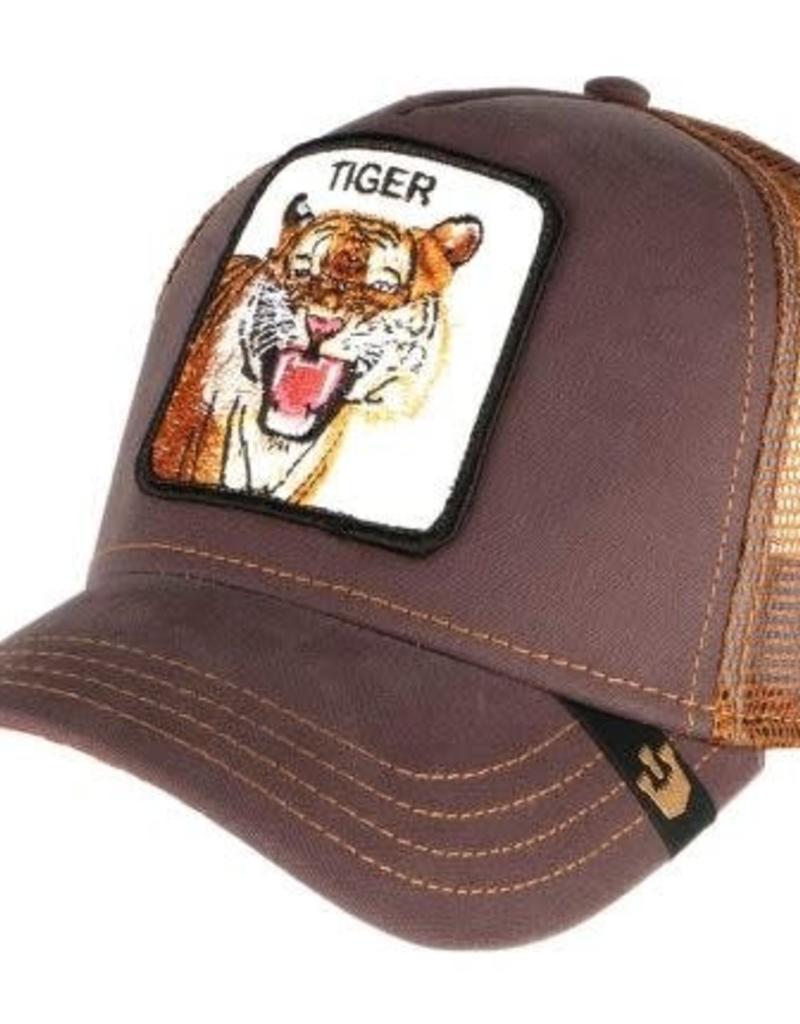 Goorin Bros Goorin Bros Eye of the Tiger Brown Cap