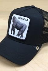 Goorin Bros Goorin Bros King of Jungle Black Cap