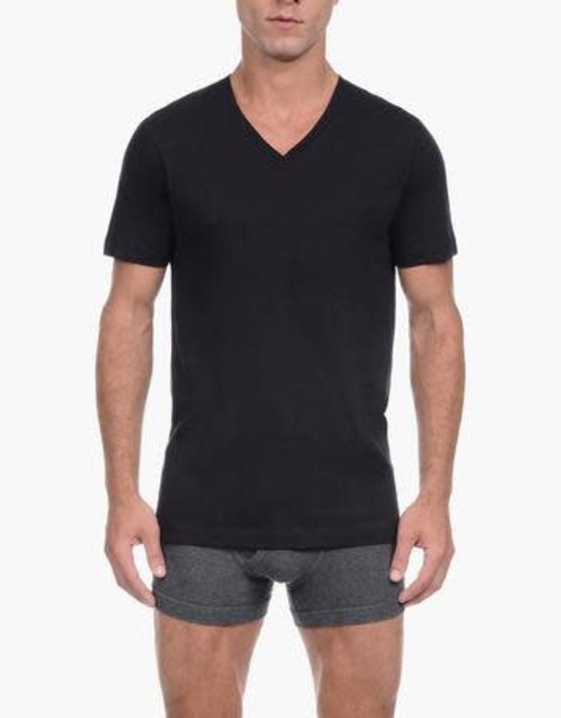 2(x)ist 2(x)ist 3PK V-Neck T-Shirt