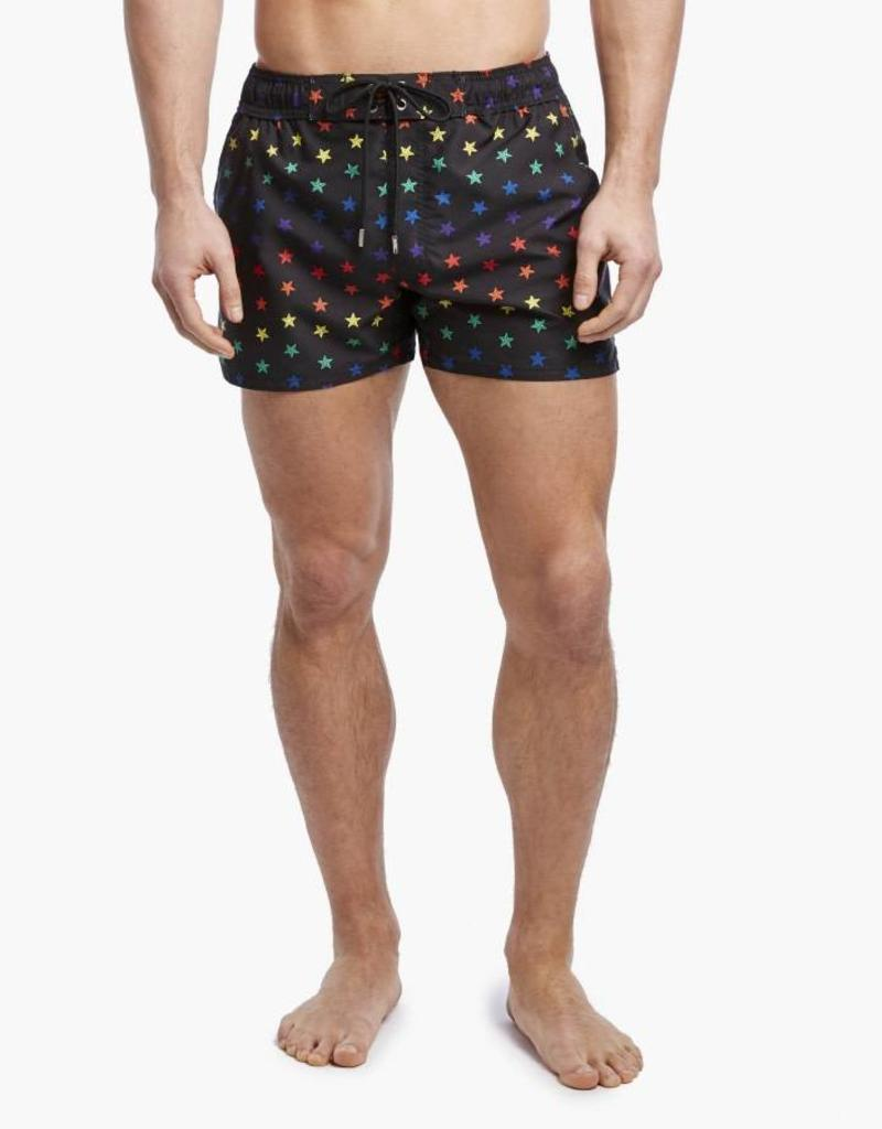 Pride 2(X)ist Pride Stars Ibiza Swim Shorts