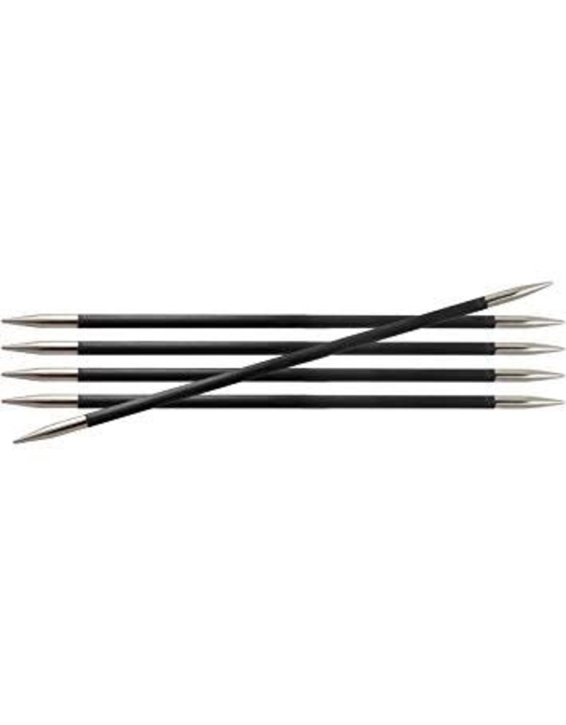 Knitter's Pride Knitter's Pride Karbonz Double Pointed Needles S/5 4.50mm 15cm (6'')