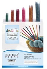 Knitter's Pride Knitters Pride Dreamz Double Pointed Sock Needle Set (5'')
