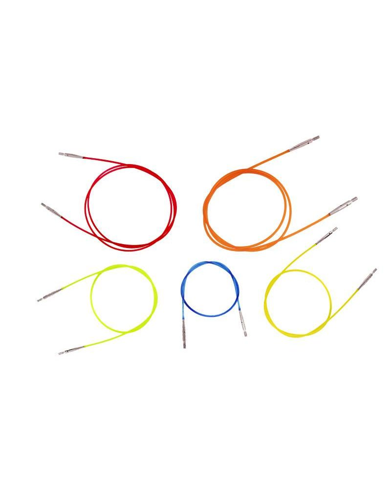 "Knitter's Pride Knitter's Pride Cord 32"" Orange 80cm"