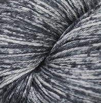 Cascade Heritage Silk Peruvian Tones - Ebony