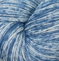 Cascade Heritage Silk Peruvian Tones - Ink Blue