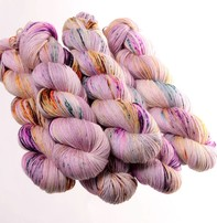 Hedgehog Fibres Hedgehog Fibres Sock Minis - Iris