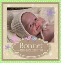 Appalachian Appalachian Baby Designs - Hello Baby Bonnet Kit