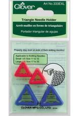 Clover Clover Jumbo Triangle Needle Holder (333exl)