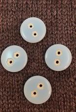 """Buttons, Etc. *Buttons - Polyamide, Light Blue, 3/4"""", 2cm"""