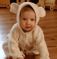Appalachian Appalachian Baby Designs - Lamb's Ear Baby Sweater Kit