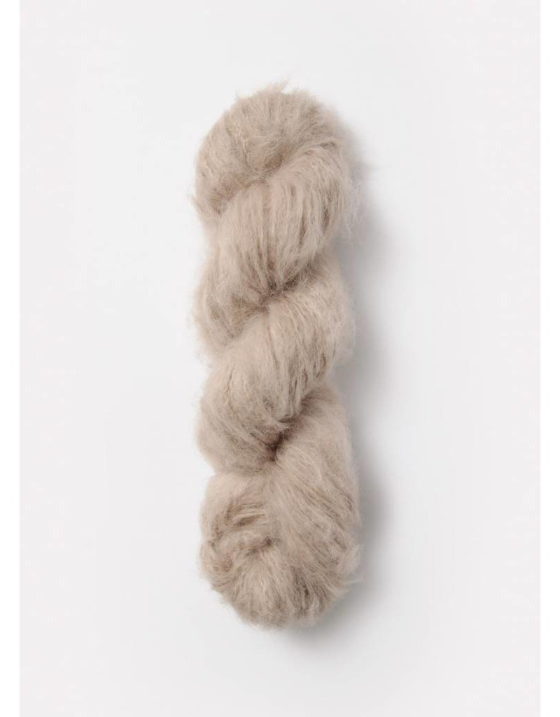 Blue Sky Fibers BSF Brushed Suri - Toasted Marshmallow (906)