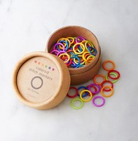 Cocoknits Cocoknits - Coloured Ring Stitich Markers