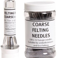 Harmonique Felting Needles - Pack Of 10 Size 32 Coarse