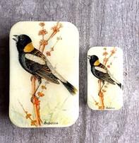 Firefly Firefly Notes Bird Tin - Large