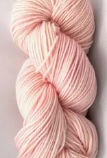 Hand Maiden Fleece Artist Tree Wool Sport - Rose