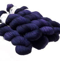 Hedgehog Fibres Hedgehog Fibres Sock - Purple Reign
