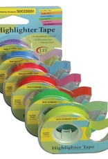 Lee Products Highlighter Tape
